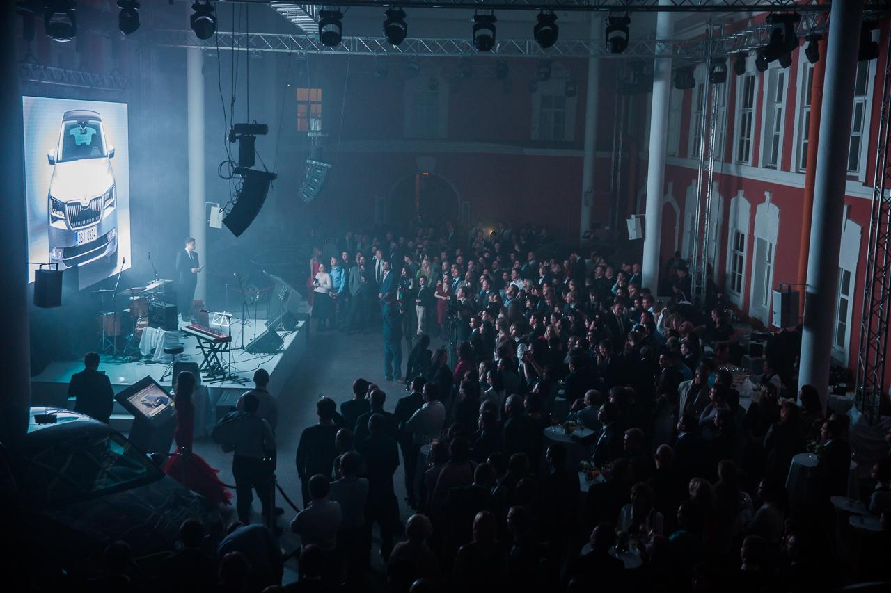Новый SKODA Superb. Премьера в Санкт-Петербурге