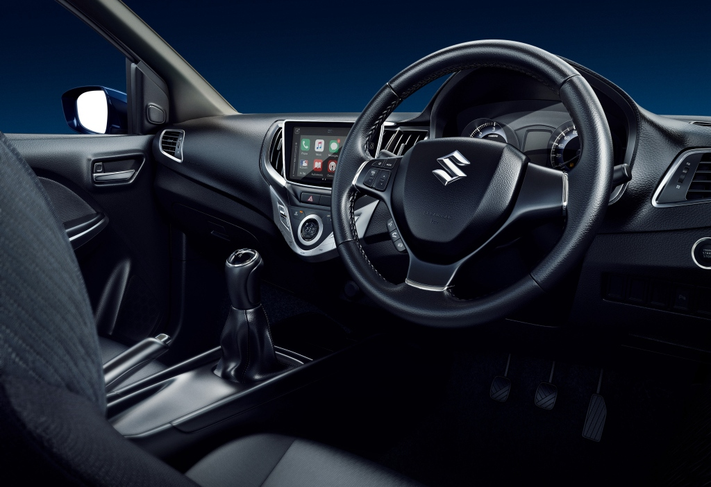 Новый хетч от Suzuki