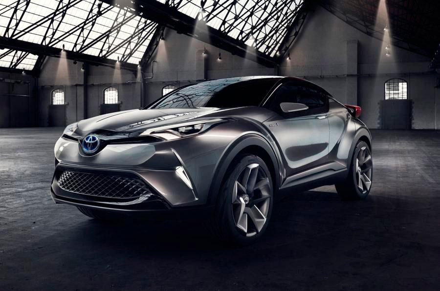 Toyota выпустит конкурента Nissan Juke