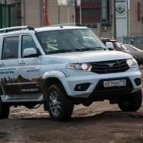 УАЗ поднял цены на Patriot и Pickup