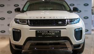 Range Rover Evoque перестанет быть трехдверным