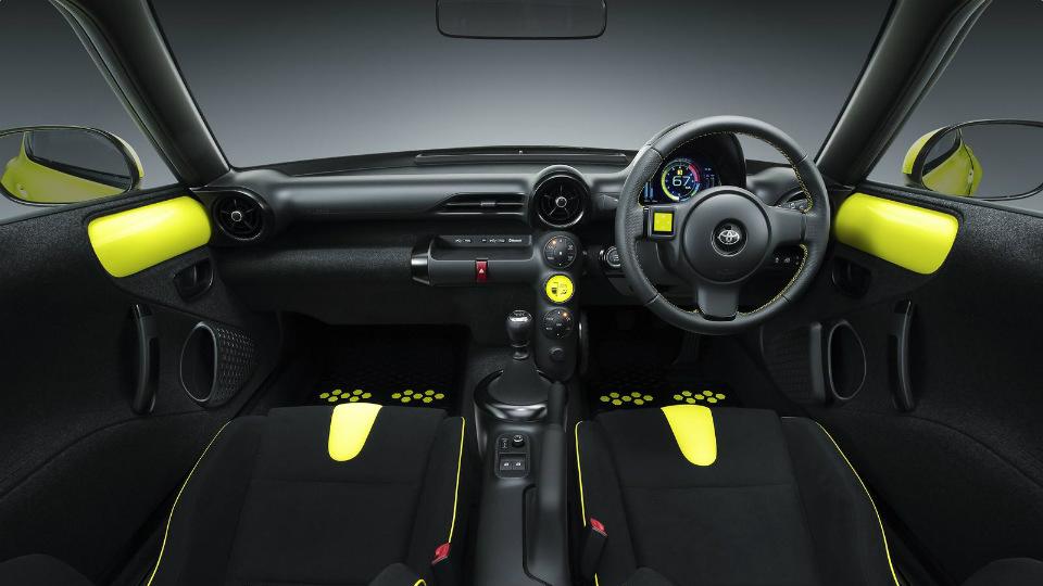 Подробности о новой спортивной Тойоте
