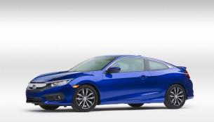 Представлено новое купе Honda Civic