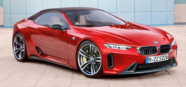 Новый спорткар от BMW