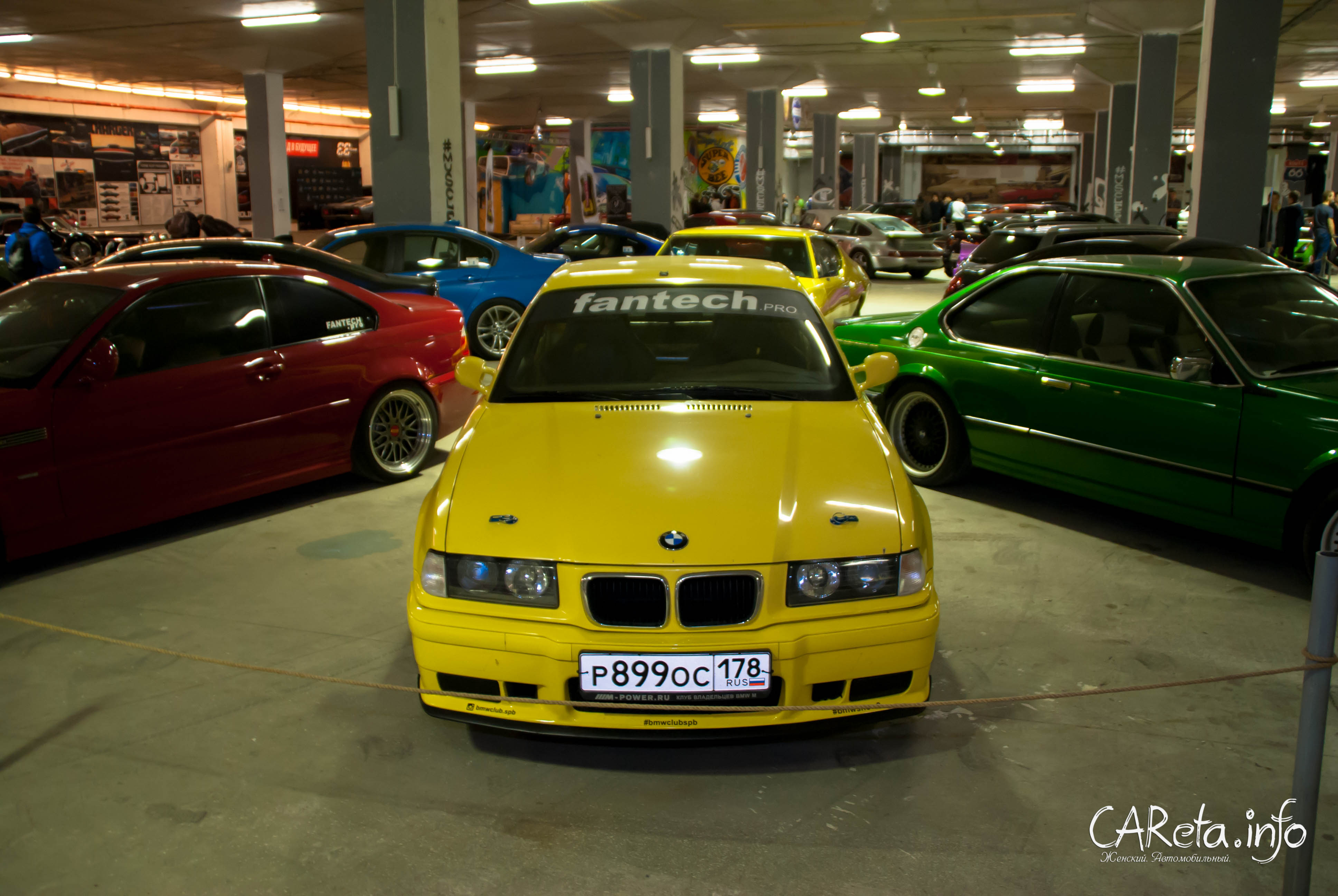 Или вот - наглядная эволюция BMW. В общих чертах...
