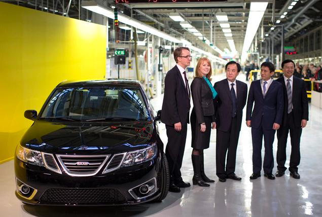 production-started-of-the-new-saab-93-aero-sedan