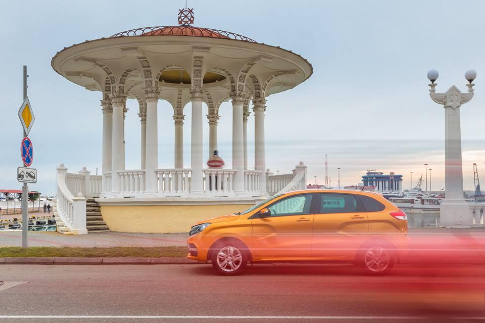 Lada XRAY выходит на рынок!