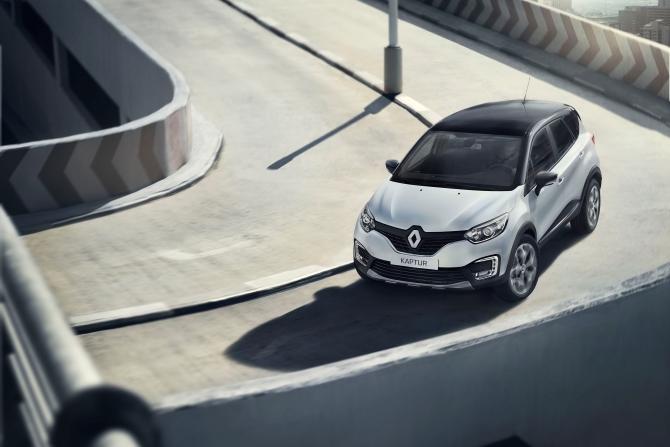 Обрусевший француз - Renault Kaptur