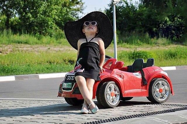 Самый женский автомобиль
