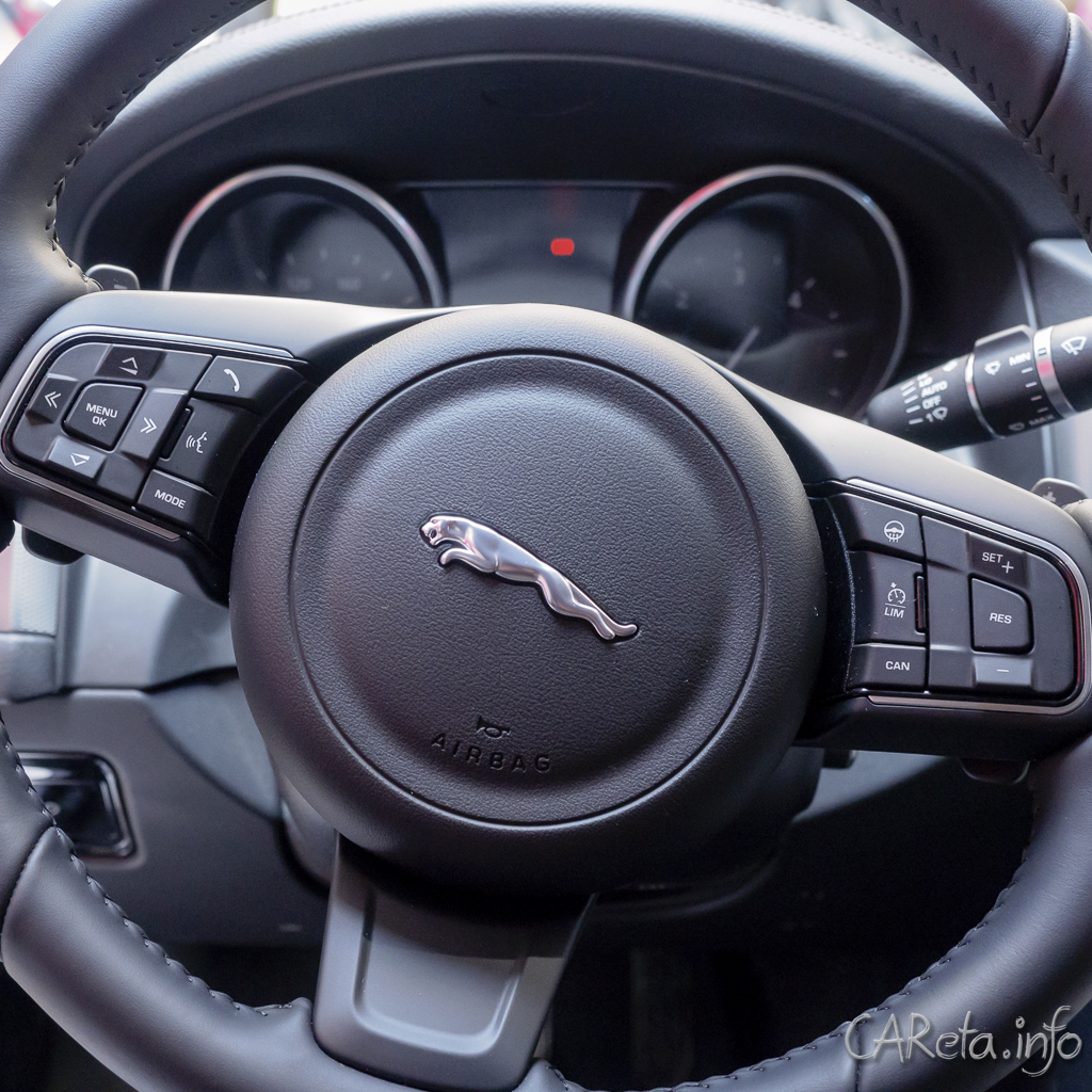 Jaguar XF: посвящение в рыцари