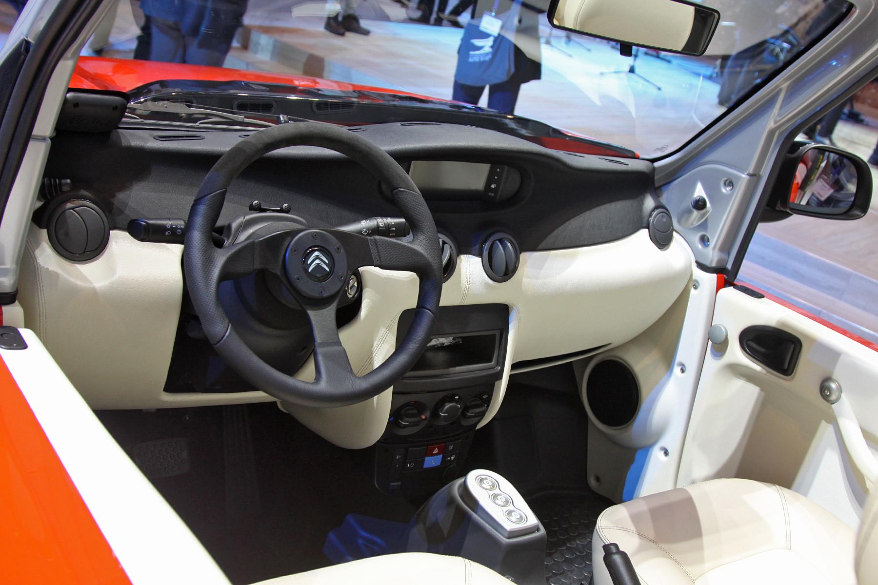 Citroen E-Mehari: самый смешной автомобиль Женевы