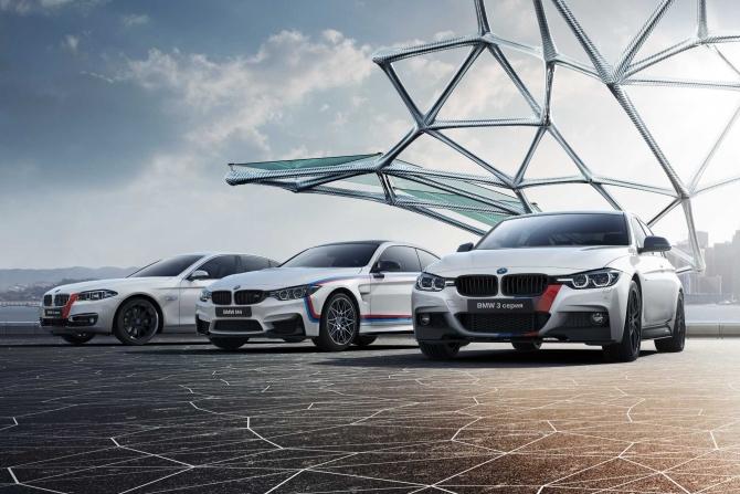100 лет BMW - новые эксклюзивные модели