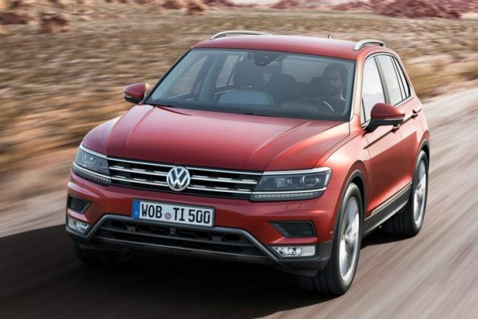 """Новый Volkswagen Tiguan: не """"вместо"""", а """"вместе"""""""