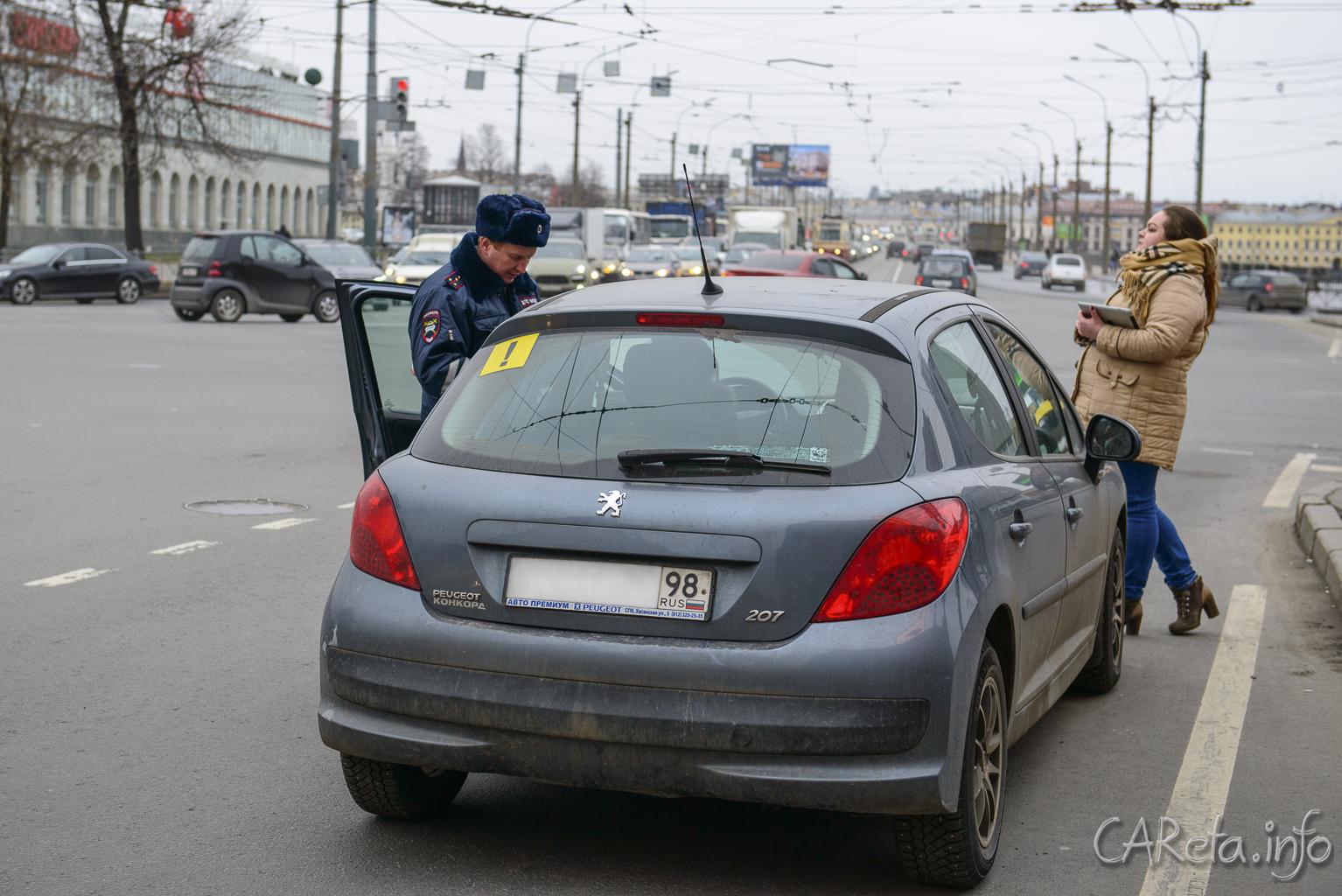 Иностранцам, нарушавшим ПДД, запретят въезд в Россию