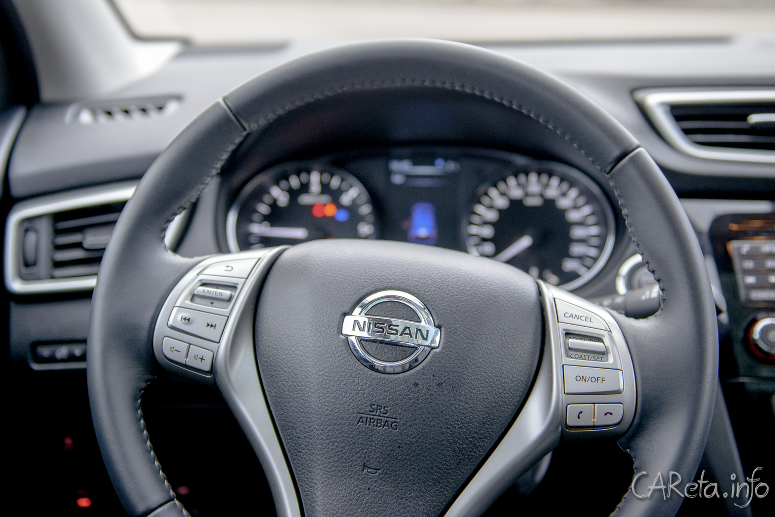 Тест-драйв Nissan Qashqai: Как я полюбила японские автомобили