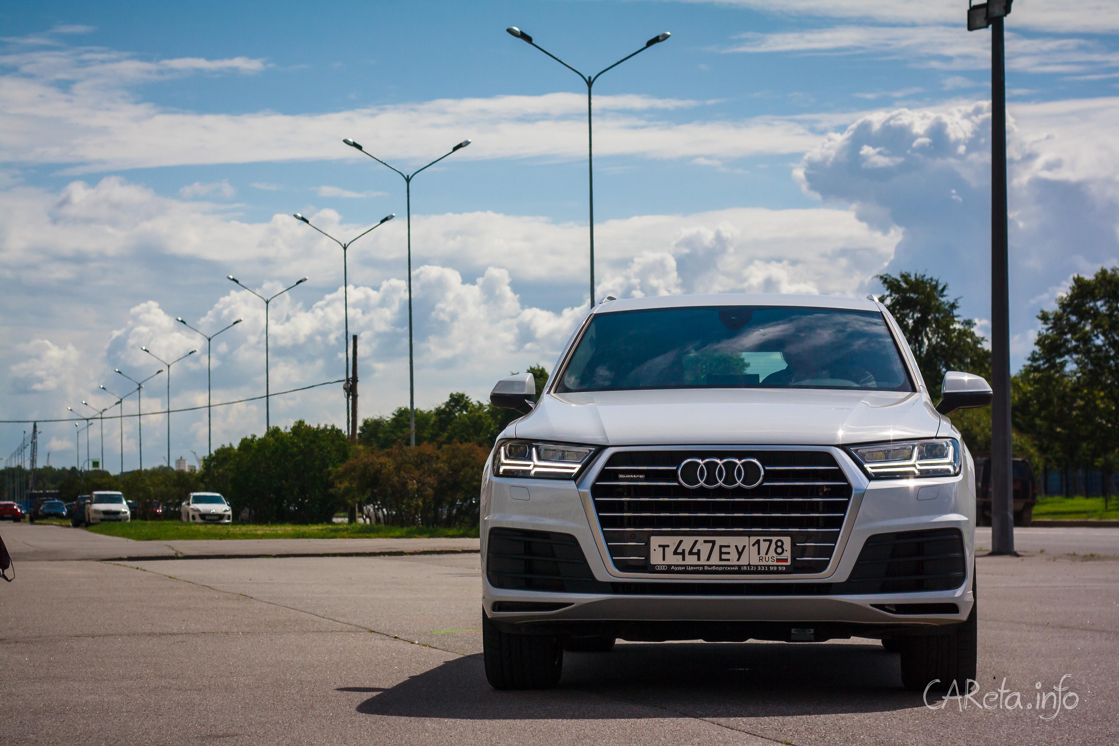 Топ-10 премиальных автомобилей Петербурга