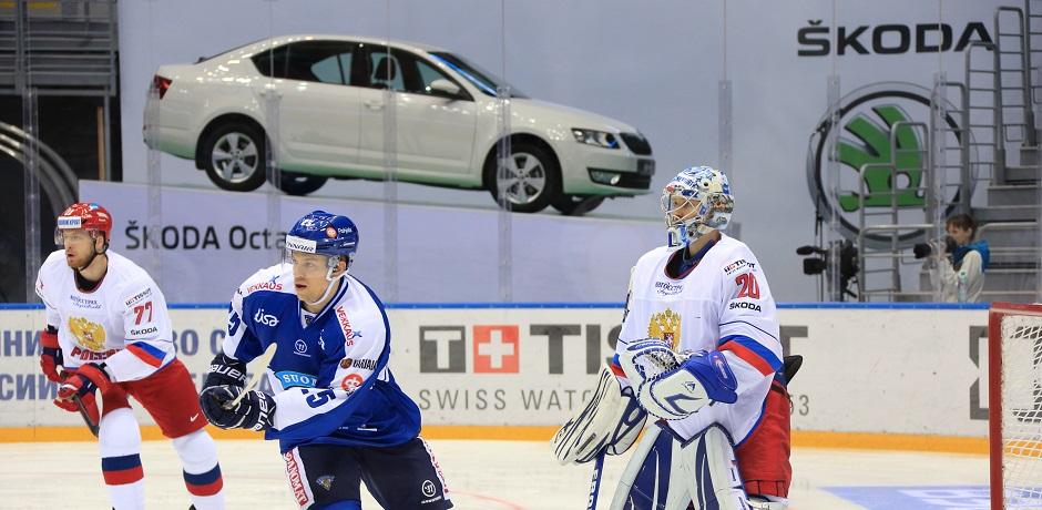 Кубок Чемпионата мира по хоккею - в Петербурге вместе с ŠKODA