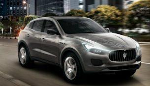 Maserati Levante: продается в России, но только за евро