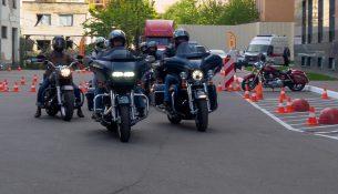 Брутальный Harley Tour в Петербурге