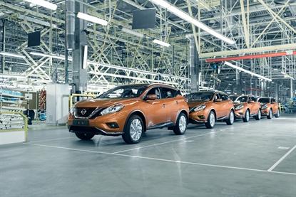 Встречайте новый Nissan Murano!