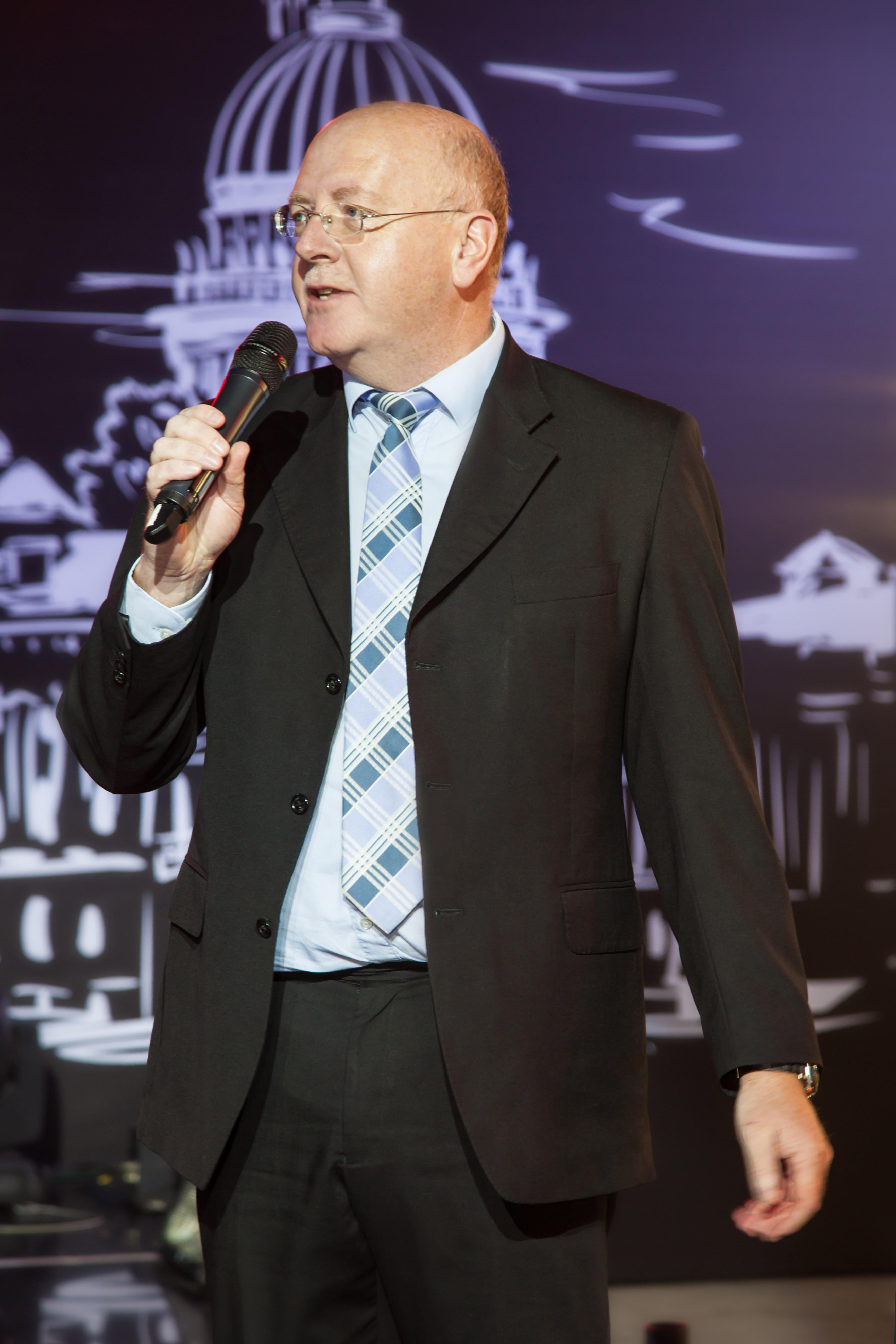 Александр Николаевич Морозов, Заместитель министра промышленности и торговли Российской Федерации