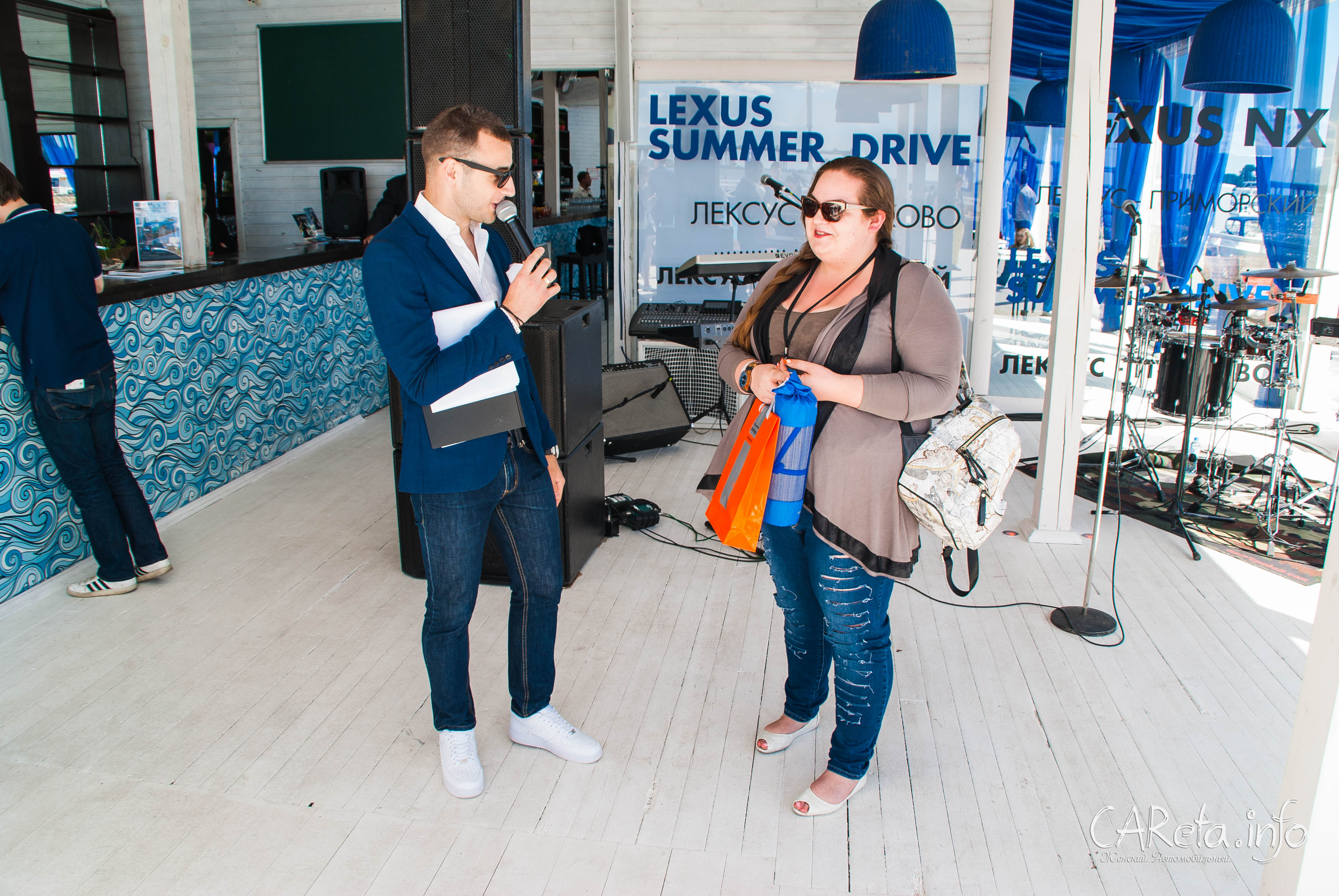 Lexus Summer Drive: Путь Такуми