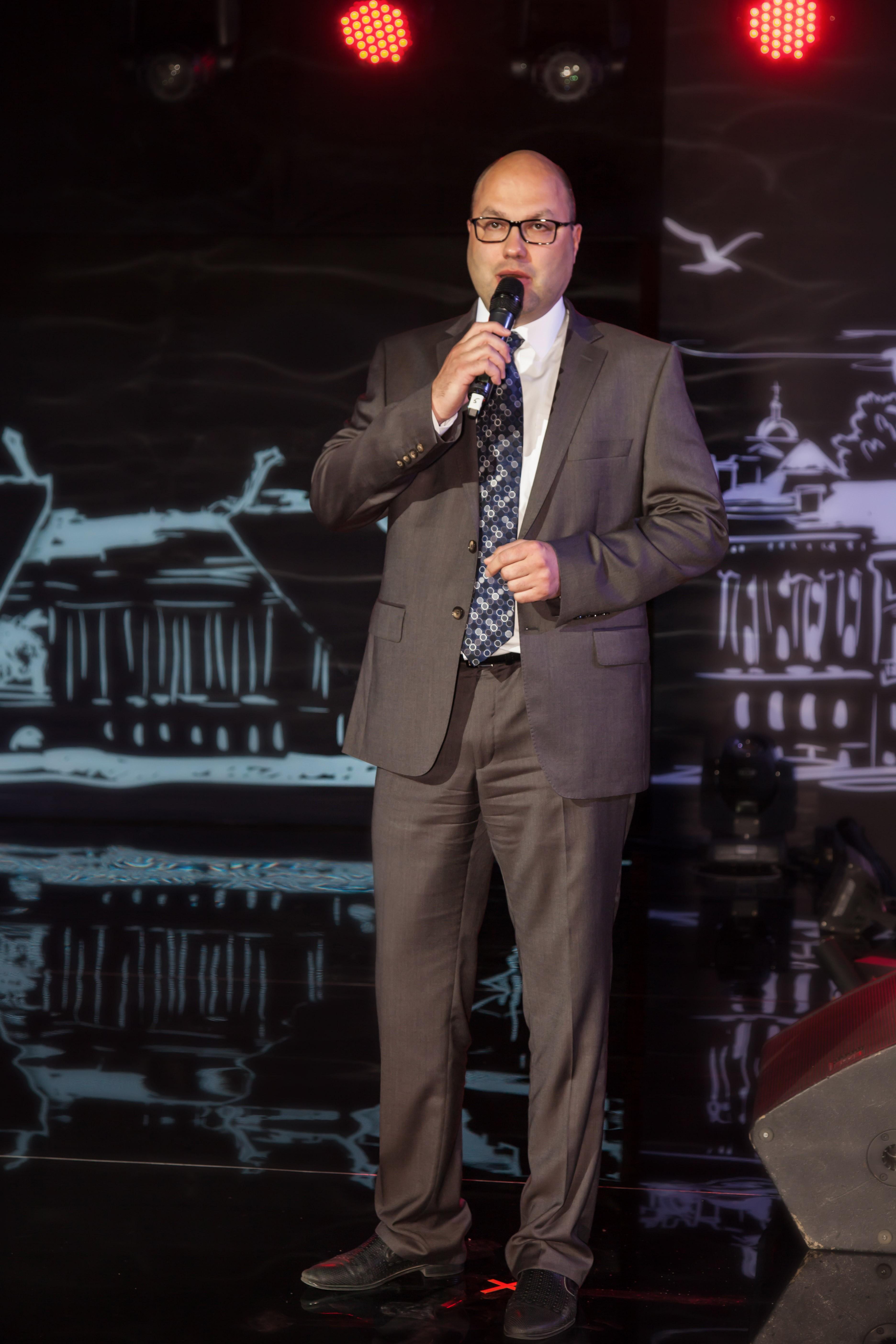 Дмитрий Михайлов, Вице-президент и Генеральный директор завода Nissan  (1)