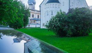 #CARetaVNTour - путешествие в Великий Новгород на LADA Vesta