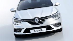 Renault рассекретили Megane