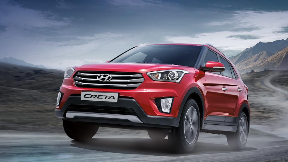 Hyundai Creta - новые подробности