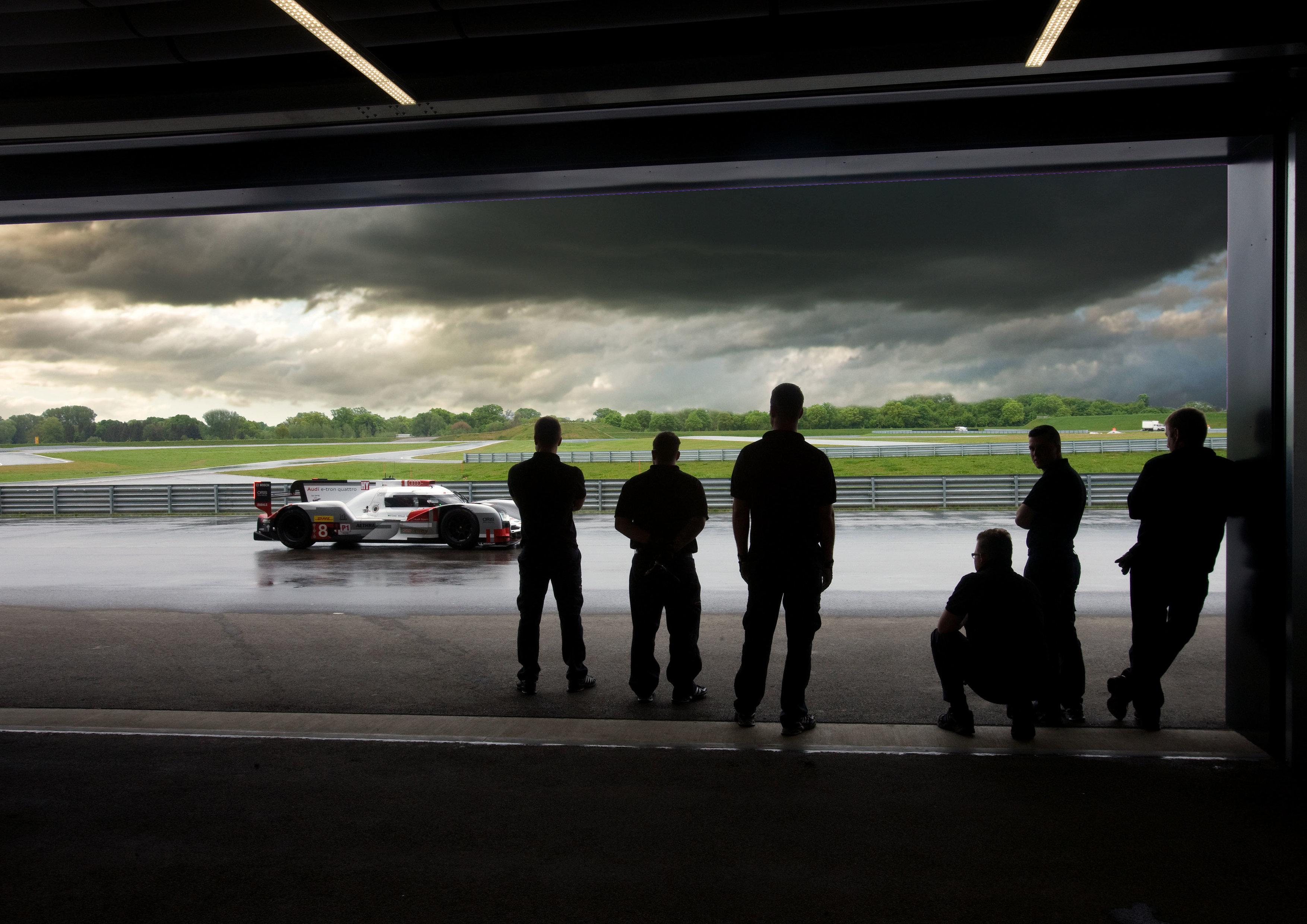Успеть за 60 минут - вместе с Audi Центр Выборгский