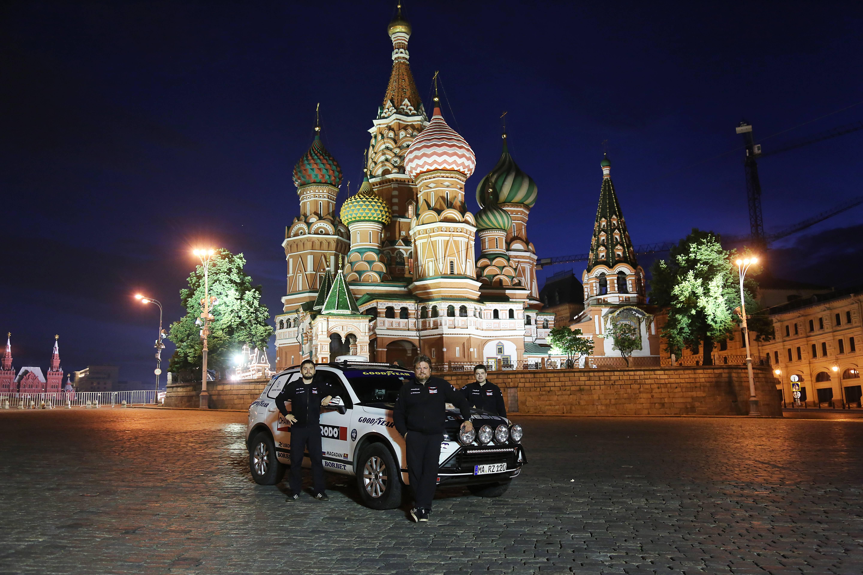 Новый мировой рекорд: с Дальнего Востока России до Португалии за 6 дней и 9 часов