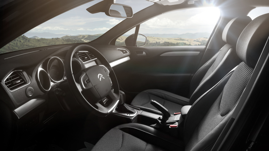 Новый Citroen C4 уже на подходе
