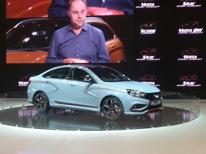 Прямая трансляция с Московского международного автосалона 2016