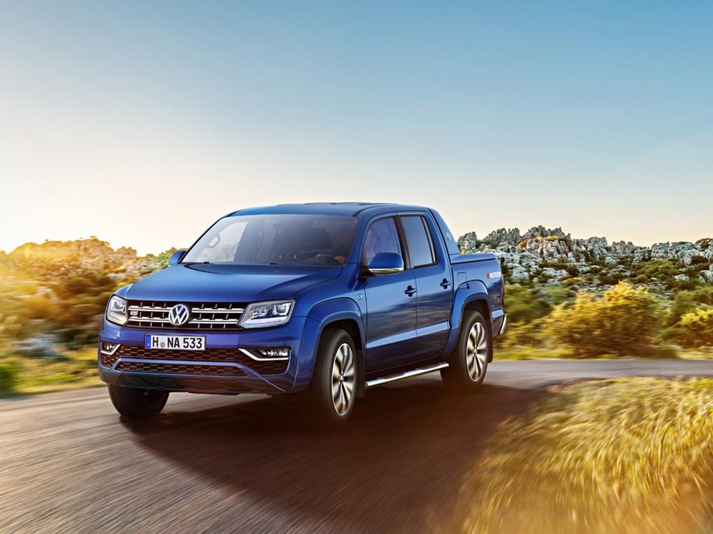 Volkswagen Amarok тянет на миллионы