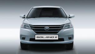 Lifan начинает продажи нового Solano