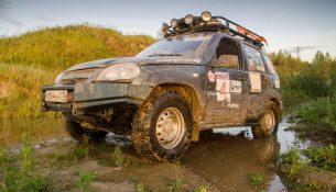 Экстремальный тест-драйв: только Chevrolet NIVA, только хардкор!