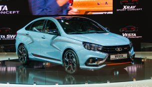 Спрос на Lada Vesta Sport падает