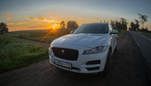 Jaguar F-pace test careta.info