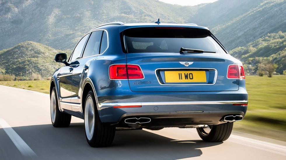 Встречайте первый дизельный Bentley!