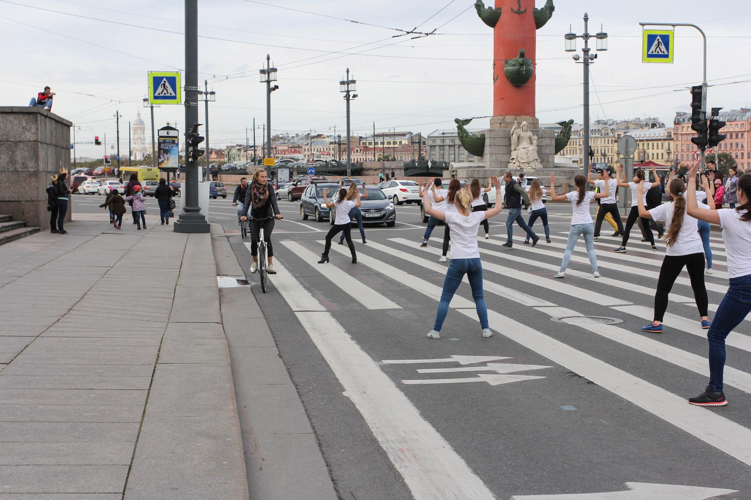 Пешеходы! Соблюдайте ПДД!