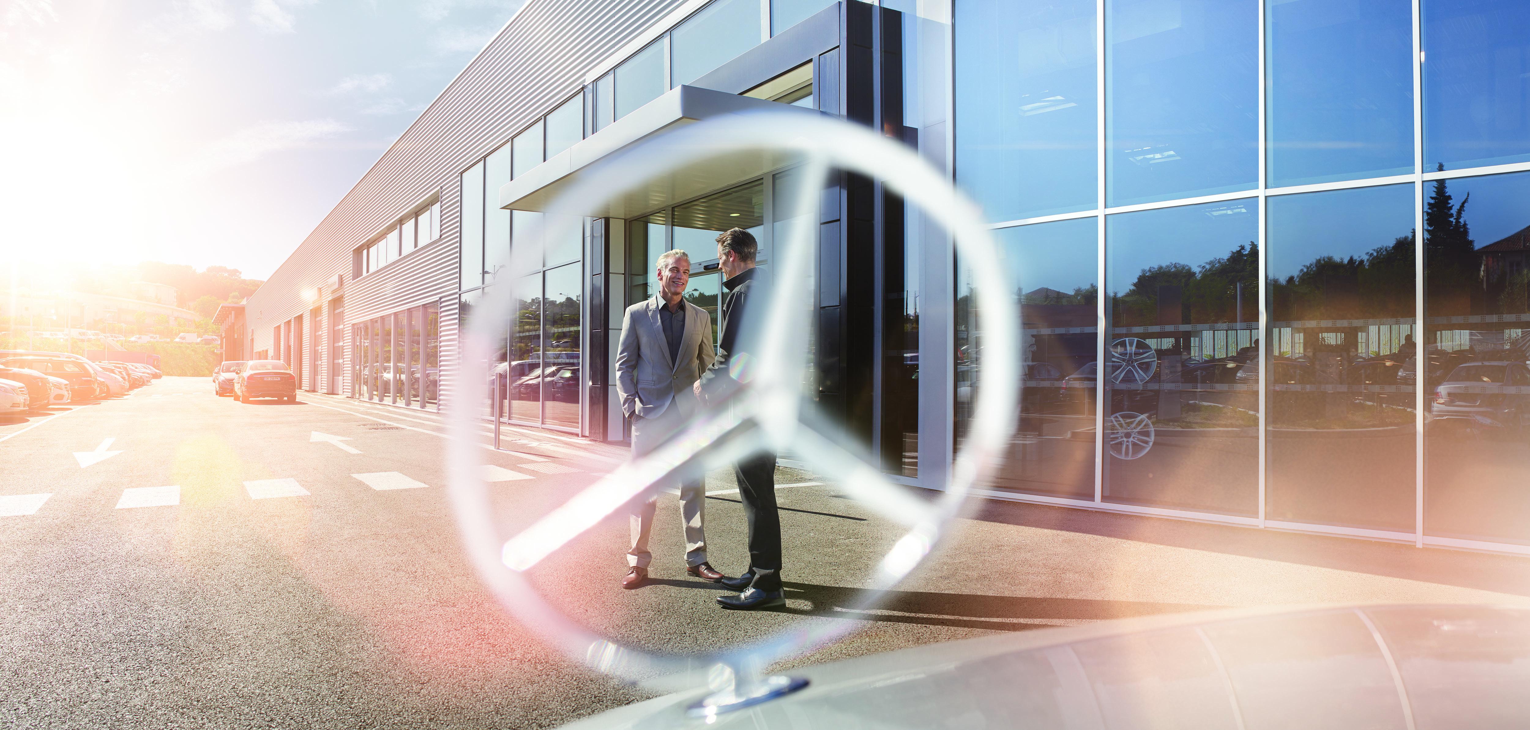 Скидки на сервис Mercedes