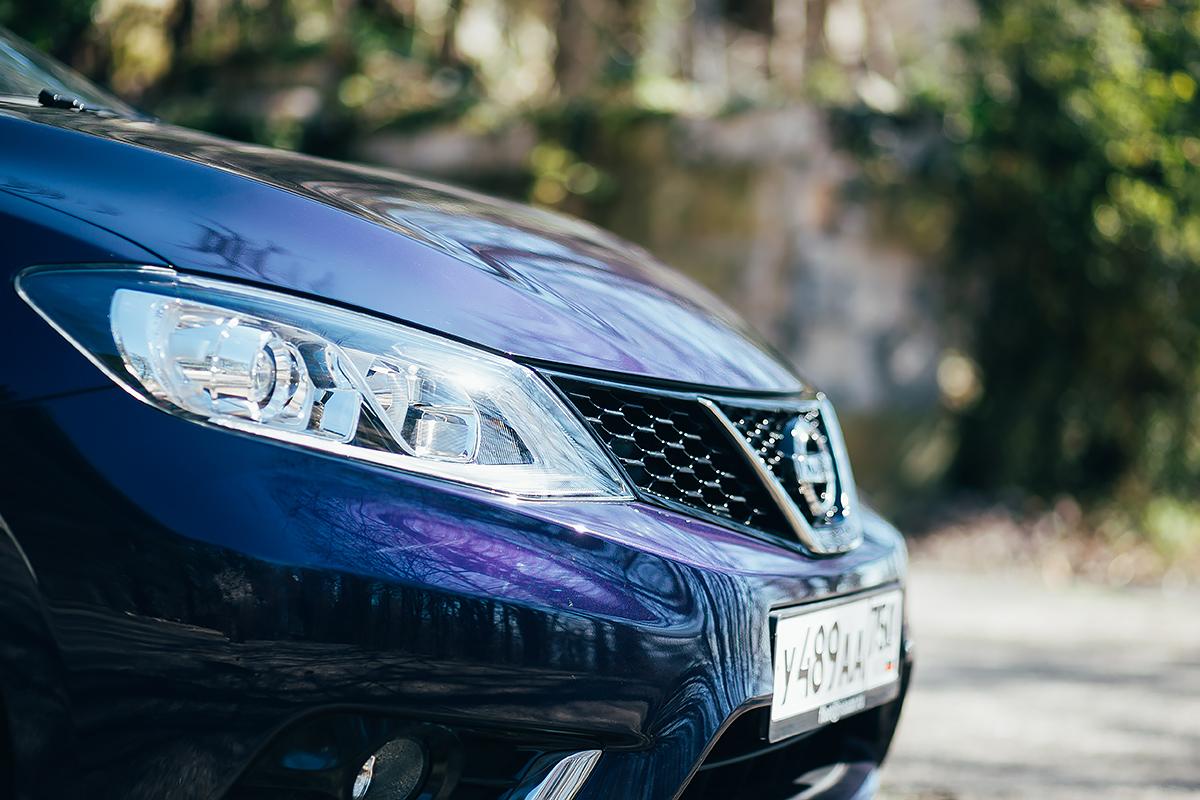 Фото - Nissan