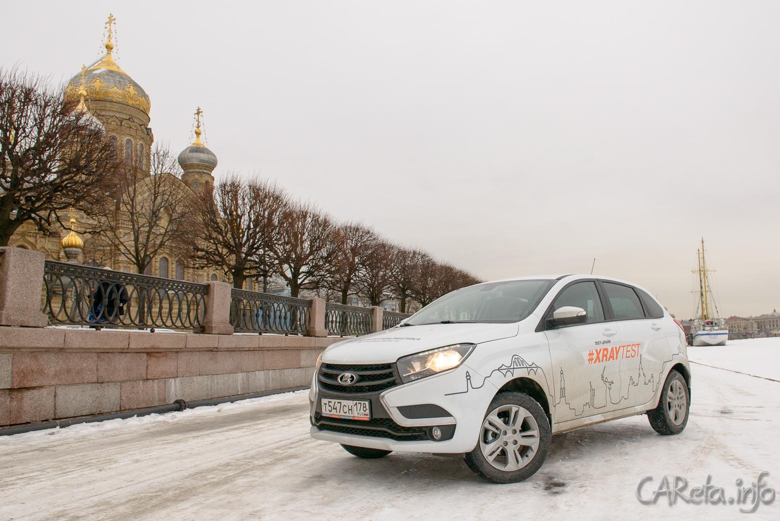 ГК «Терра Авто» увеличила долю бренда LADA в Петербурге более, чем на 6%