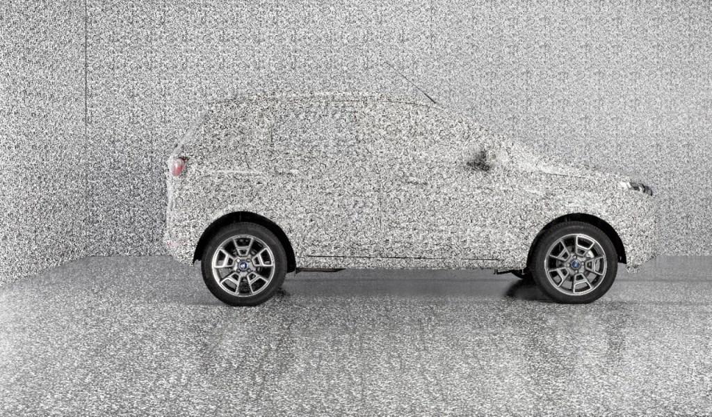 Как оптическая иллюзия помогает защитить автомобили