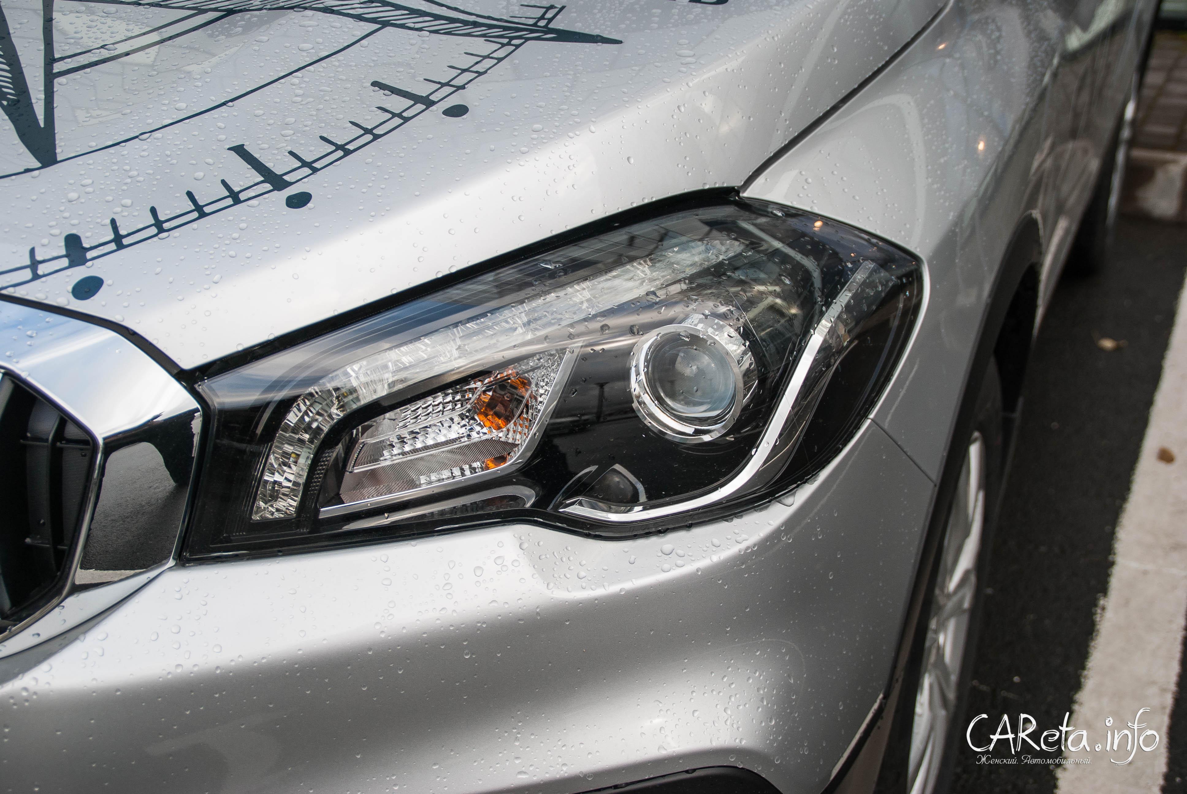 Новый Suzuki SX4 - уже в Петербурге