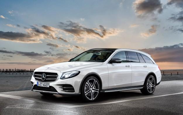Mercedes-Benz All-Terrain появится в России весной 2017
