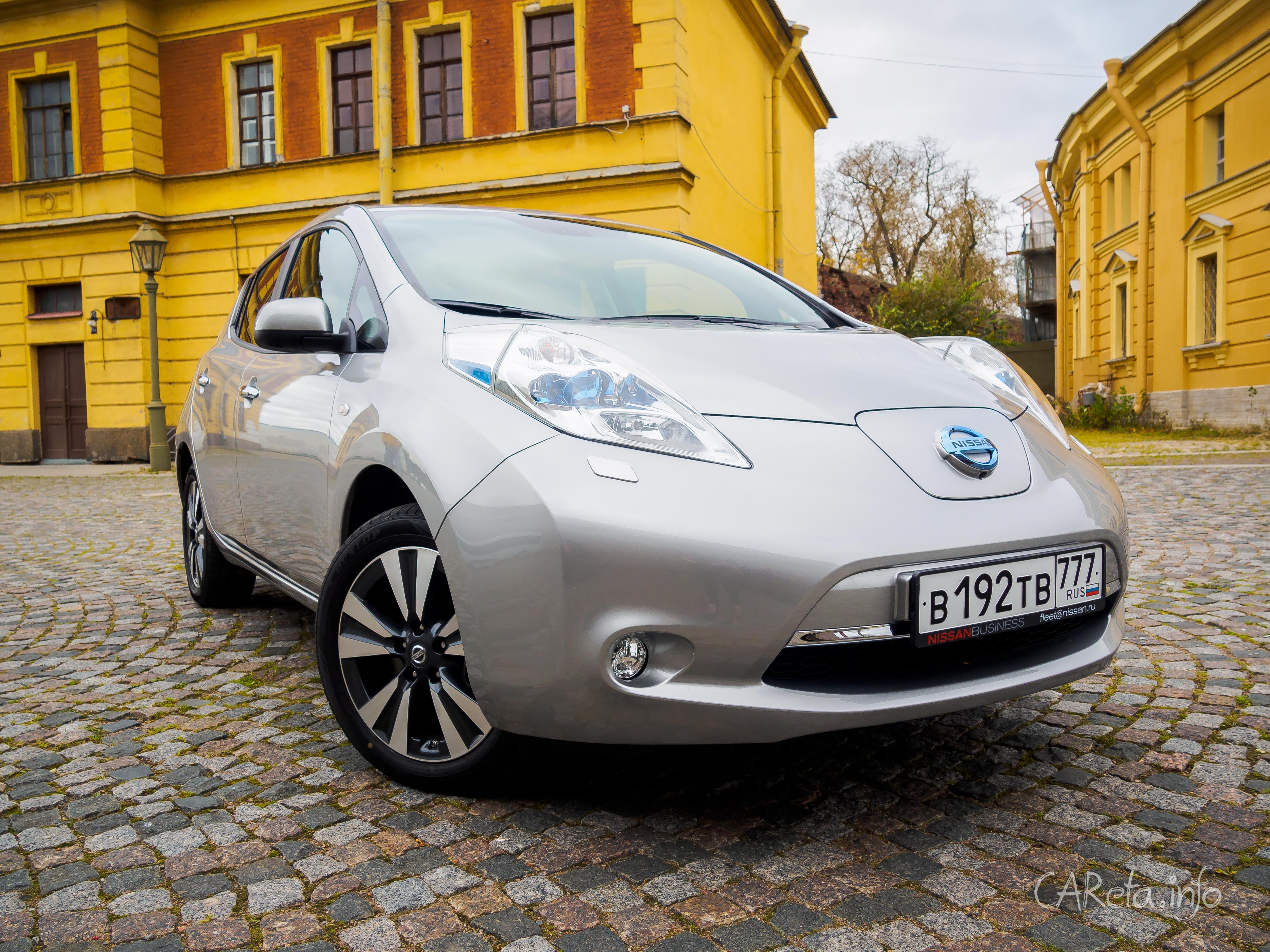 И без того низкие продажи электромобилей в России упали на 20%