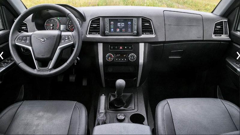 Обновленный УАЗ Патриот стал похож на машину