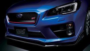 Специальная Subaru WRX для специального Ринга